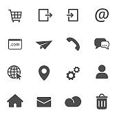 web vector icons