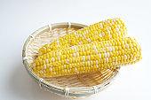 Corn that looks delicious.