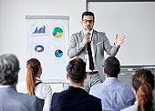 business senior businessman meeting office conference team teamwork
