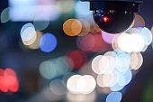 CCTV Surveillance operation
