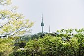 Seoul Namsan Tower Seoul Tower Namsan