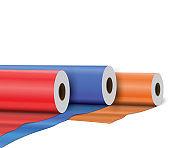 PVC film plastic film or foil