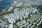 It is scenery of Seoul.