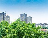 Residential buildings - Belgrade