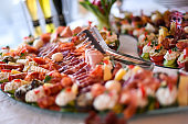 Delicious swedish buffet for special events