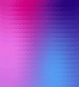 Soft gradient background with abstract geometric shapes .