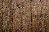Abstract wooden texture background. Brown rustic surface