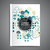 Template book cover