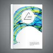 Color book design