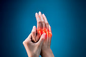 Finger Pain - Medical X-ray
