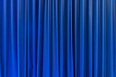 blue curtain - use for background