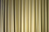 closed velvet curtain - use for background