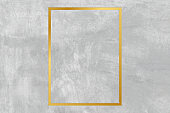 Plaster texture backdrop frame