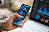 Stock Market Broker Using Mobile Phone