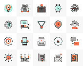 Doing Business Futuro Next Icons Pack