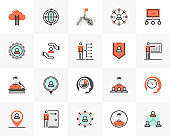 Business People Futuro Next Icons Pack