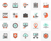 Market Strategy Futuro Next Icons Pack
