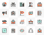Modern Business Futuro Next Icons Pack