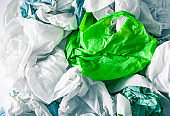 disposable plastic bag, waste, recycling, environmental issues