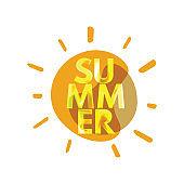 summer background, Summer Sale design template, Price, Market, Retail Space, Store, Summer creative background