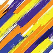 Paint stroke title, Paint, Watercolor Paints, Watercolor Painting, Paintbrush, Splashing, modern background, new generation, artistic background, brush stroke