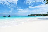 Beautiful tropical beach of Koh Lipe island, Thailand