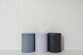Set of 3 Kitchen Containers - Home Decor