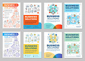 Business solutions brochure