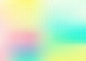 Abstract blurred smooth pastel color background with grid texture. Watercolor bright vibrant colorful.