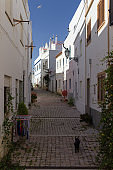 Town of Albufeira in Algarve (Portugal)