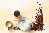Coffee: Coffee Still Life