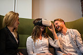Virtual reality, changing the face of business!