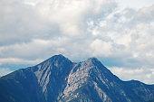Mountain in Canada