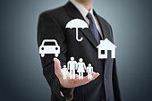 Risk home insurance protection umbrella