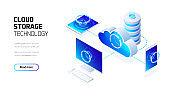 Cloud storage and computing
