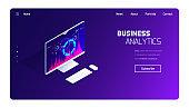 Business and finance statistics