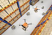 Automatic warehouse concept
