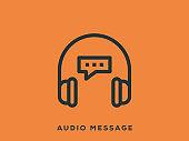 Audio Message