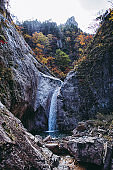 Autumn Waterfalls