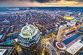Boston, Massachusetts, USA Cityscape