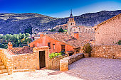 Albarracin - Medieval village in Aragon, Spain