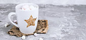 winter holidays festive web site banner