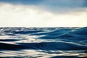 Ocean Water Surface, Ocean Water Background