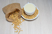 Soy beans are good for health.