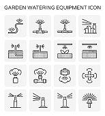 watering equipment icon