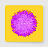Floral art. Element for design. Greeting card. Vector illustration. Can be used for advertising, marketing, presentation.
