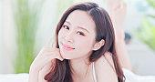 Beauty Skin care asian woman