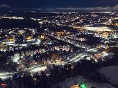 Suburban Winter Wonderland