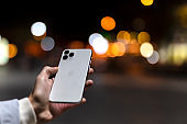 Apple iPhone 11pro Silver White