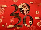 Happy year of the rat